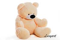 Большой плюшевый медведь, 150 см, персиковый