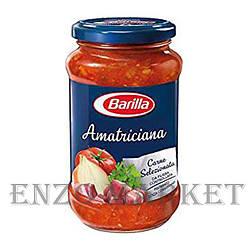 Cоус Barilla Amatriciana, 400 грамм