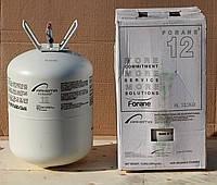 Фреон (хладон) R-12 (баллоны по 13,6 и 1 кг)