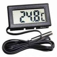 Термометр цифровой электронный с гибким щупом 1м