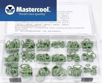 Набір ущільнювальних кілець (270 шт) Mastercool (США)