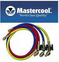 Шланги заправочные Mastercool (США) 1,5м с вентилями
