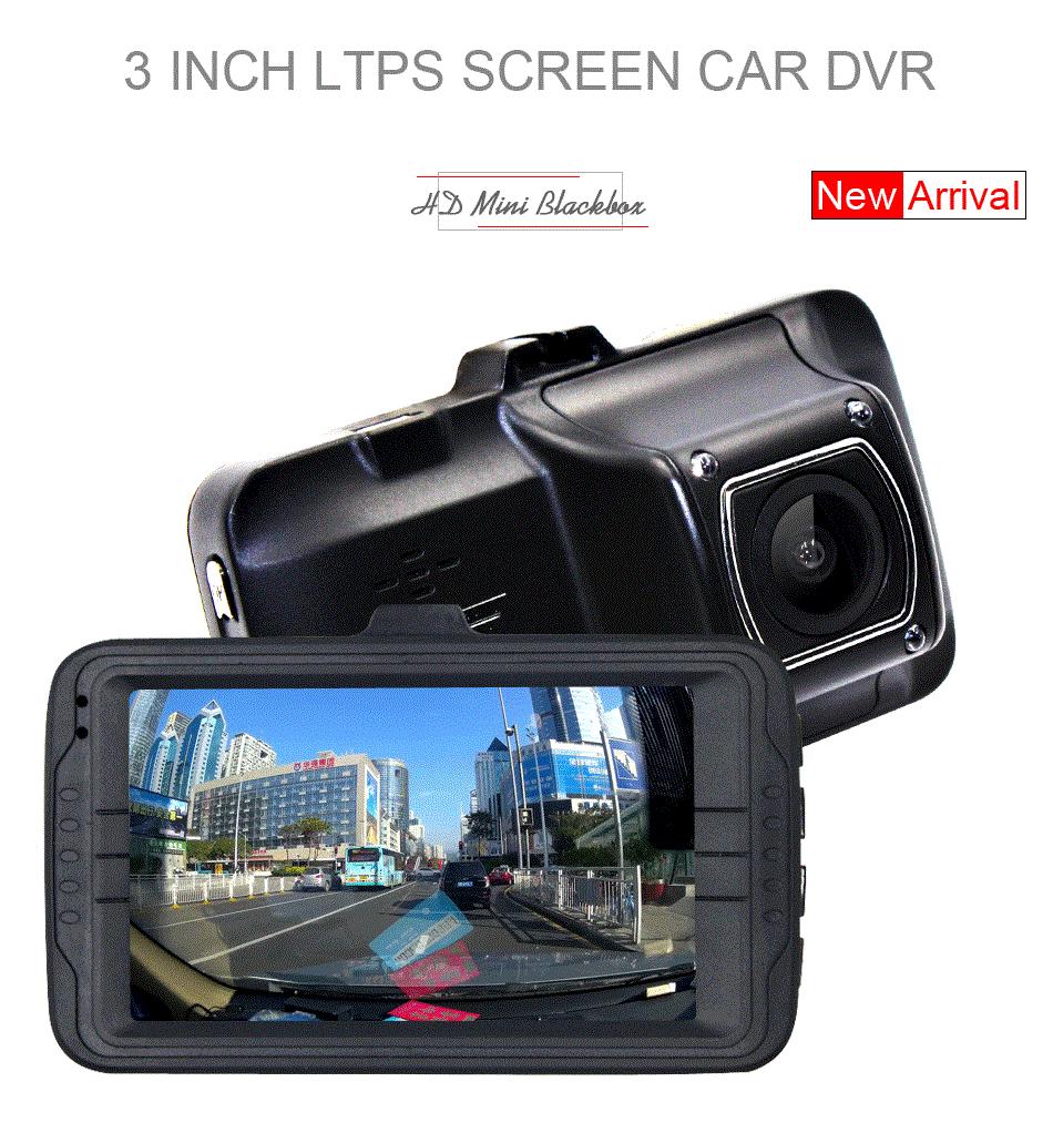 Видеорегистратор vehicle blackbox DVR D 6001 Full HD