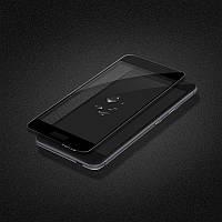 Защитное стекло Asus ZenFone Live / ZB501KL полноекранное черное