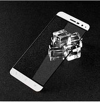 Защитное стекло ASUS ZenFone 3 / ZE520KL полноекранное белое