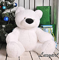 Большой плюшевый медведь, 100 см, белый