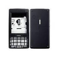 Корпус Sony Ericsson M600i тёмно-серый, High Copy