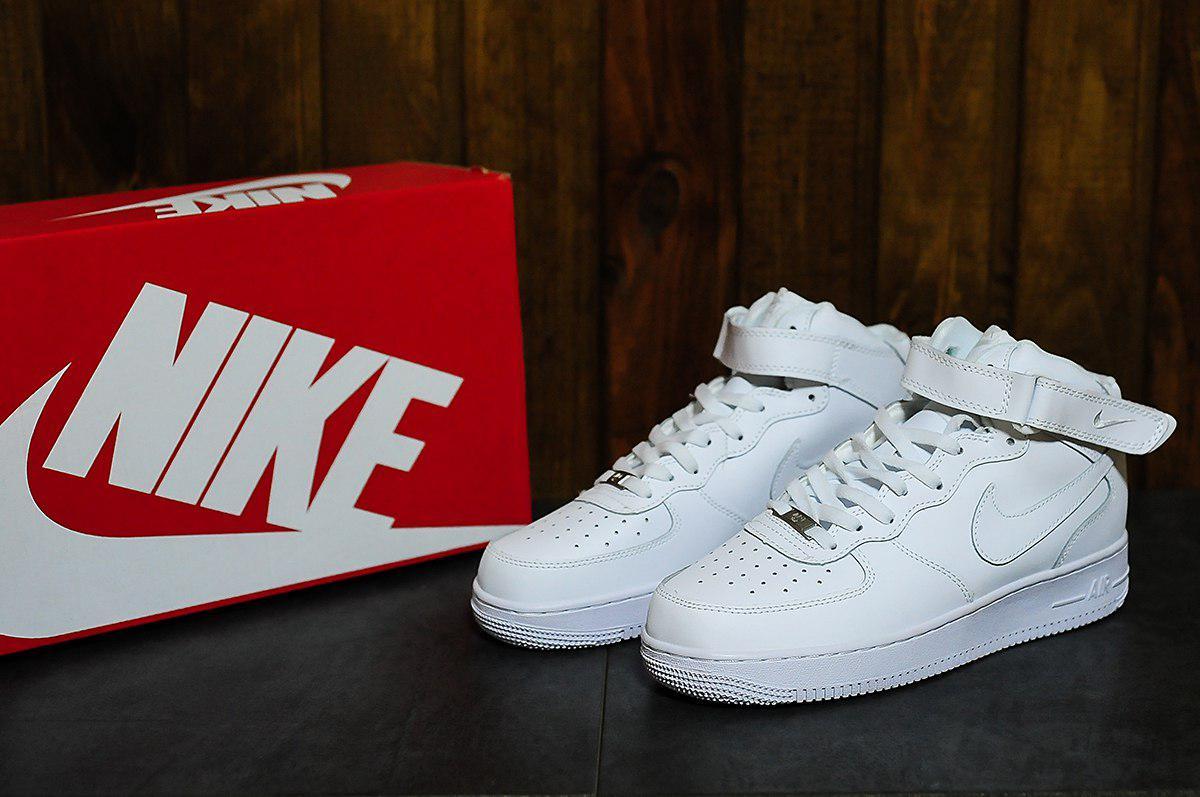 Мужские кроссовки Nike Air Force 1 Mid, Копия