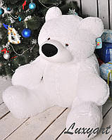 Плюшевый медведь, 70 см, белый