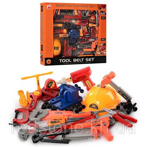 Большой Детский набор инструментов 2009 (42 предмета)