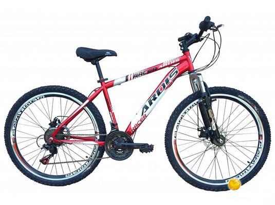 """Горный велосипед ARDIS RACER MTB 26"""" 19""""  Красный"""