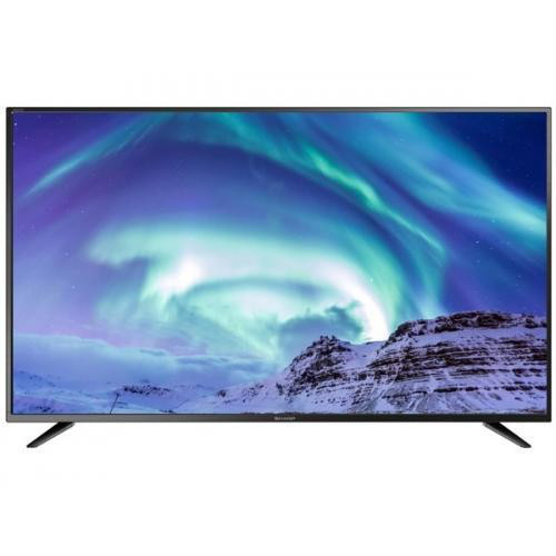 Телевизор Sharp LC-65CUG8062E (AM 400Гц, Ultra HD 4K, Smart TV, Wi-Fi, 2х10Вт, DVB-C/T2/S2)