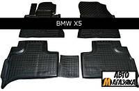 Коврики полиуретановые для BMW F10 5 серия  (Avto-Gumm)(2010-2013)