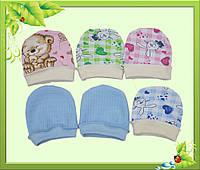 Детская шапочкадля новорожденного