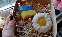 """Подарочный/сувенирный набор мыла для рук """"Украинский национальный"""""""