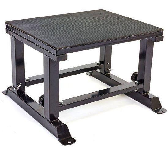 Бокс плиометрический с регулируемой высотой (1шт) AX5003 PLYOBOX
