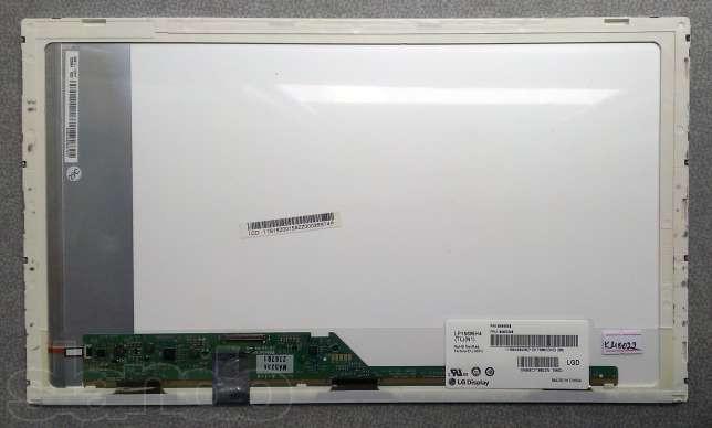 """Матрица 15.6"""" WXGA HD 1366х768, LG-Philips LP156WH4 (TL)(N1), TFT, LED, 40-pin (левый разьем), глянцевая"""