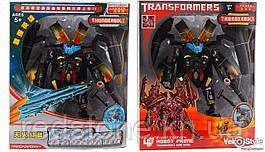 Робот-Трансформер thunderbolt 20111-1 звук,світло