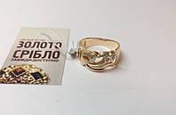 Кольцо, золото 585 проба. Размер 19. Вес 6,35 грамм.