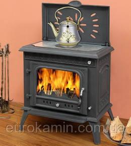 Печь Eurokom Gustav с плитой