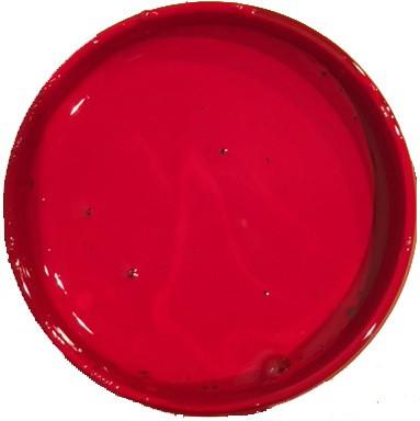 Безводная пигментная паста красная, 150мл
