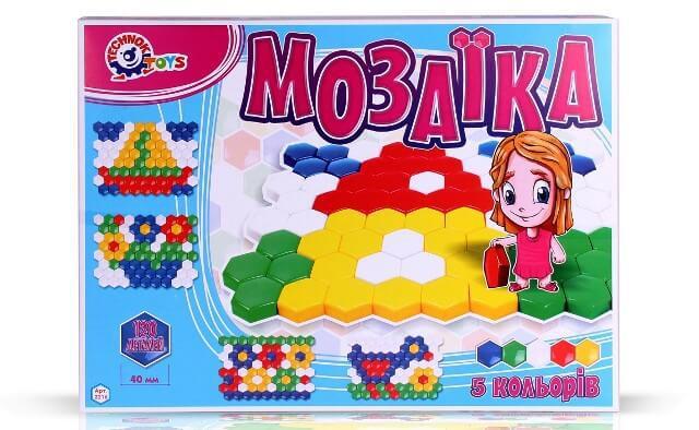 Игрушка Мозаика для малышей 2 ТехноК 2216