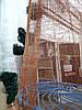 Парашют, кастинговая сеть из нитки ∅20мм (Американка)
