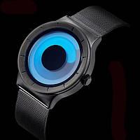 Часы наручные SINOBI MERCURY Black / Blue унисекс