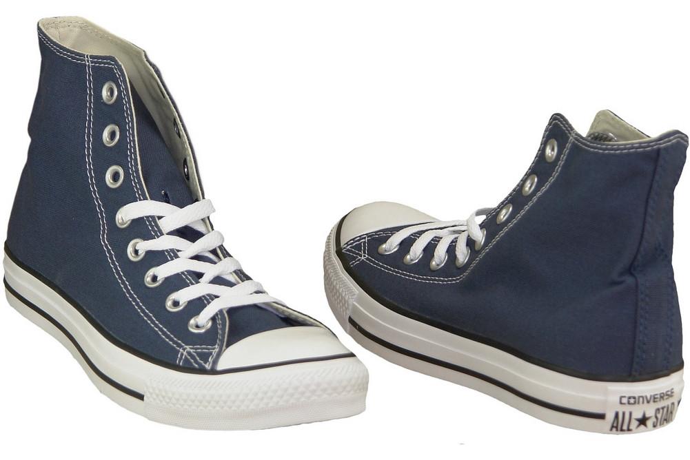 Converse C. Taylor All Star Hi Navy - Shop в Львове 499435cd6bf23