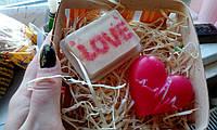 """Подарочный/сувенирный набор мыла для рук """"Любимой"""""""
