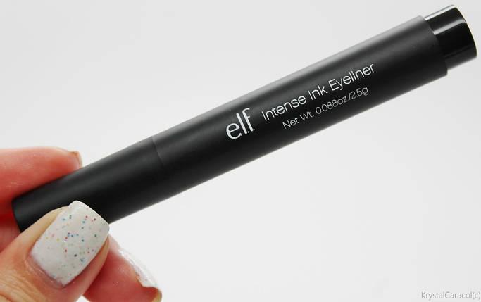 Супер-стойкая подводка elf Studio Intense Ink Eyeliner, фото 2