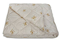 Одеяло двуспальное Овечья шерсть ТЕП «Pure Wool» microfiber