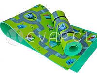 Детский коврик игровой с рисунком Декор Детство Ижевск 1800*550*8мм