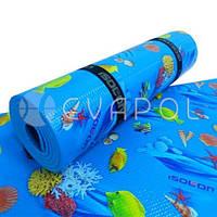 Детский коврик игровой с рисунком Декор Океан Ижевск 1800*550*8мм