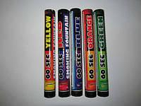 Цветной дым для фотосессий MAXSEM, 5 цветов, 60 сек.