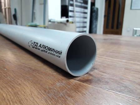 Алюминиевая труба 50х2 / анод