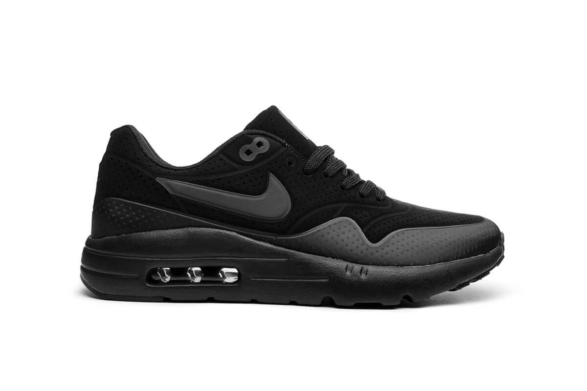d62d1b8ccded48 Nike Air Max 87 Ultra Flyknit Triple Black, цена 1 560 грн., купить ...