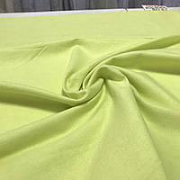 Копия Фланель (байка) салатовая однотонная, ширина 95 см, фото 1