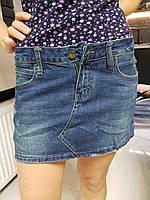 Юбка джинсовая оптом