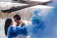 Цветной дым для романтических фото, 60 секунд, 5 цветов