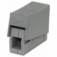Клемма для подключения освещения ЕМТ 2 проводника 2.5 кв.мм 3 шт