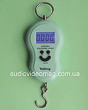 Весы электронные, кантер, безмен, от 0 до 45 кг