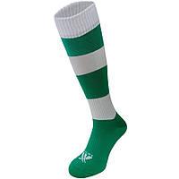 Гетры футбольные Swift Зебра Зелено-белые (27 размер)