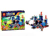 Конструктор Nexo Knights Bela 10490 Мобильная крепость Фортрекс 1164 деталей, фото 1
