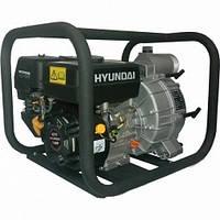 Hyundai HYT 80 мотопомпа
