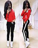 Женский модный спортивный костюм (3 цвета), фото 4