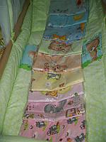 Сменный постельный комплект 3 ед. Расцветки в ассортименте