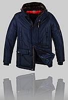 Мужская зимняя куртка Black Vinyl