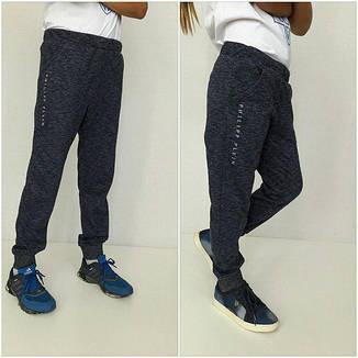 9585f6638718 Детские спортивные брюки на мальчика, подростка джинс, р.146, фото 2