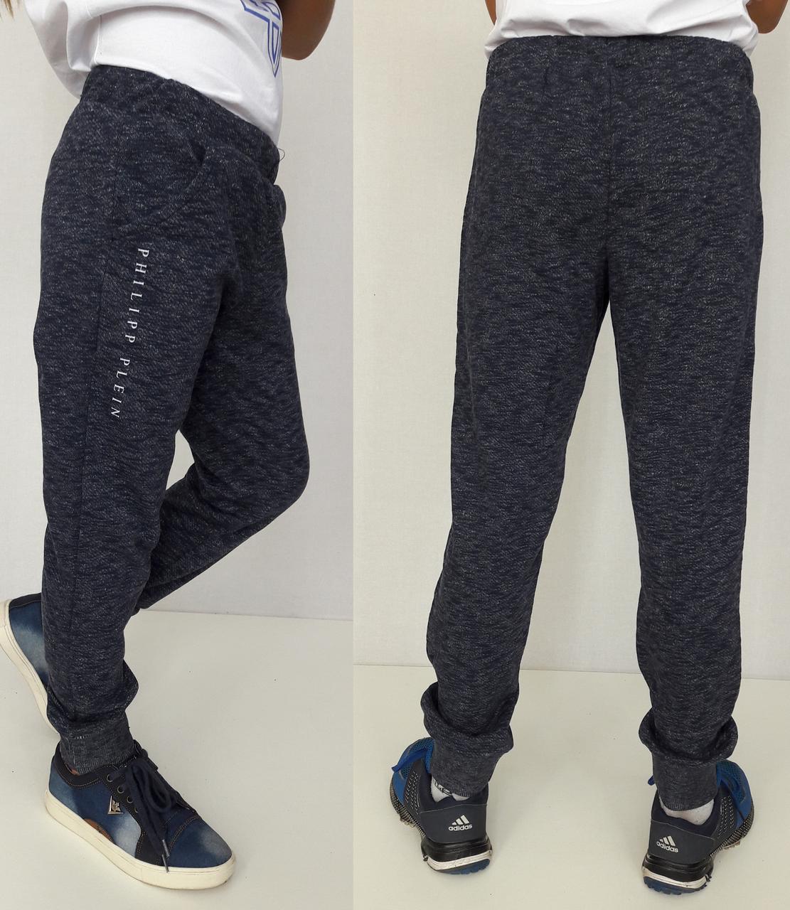 16ebf1f5ac76 Детские спортивные брюки на мальчика, подростка джинс, р.146 -  Интернет-магазин